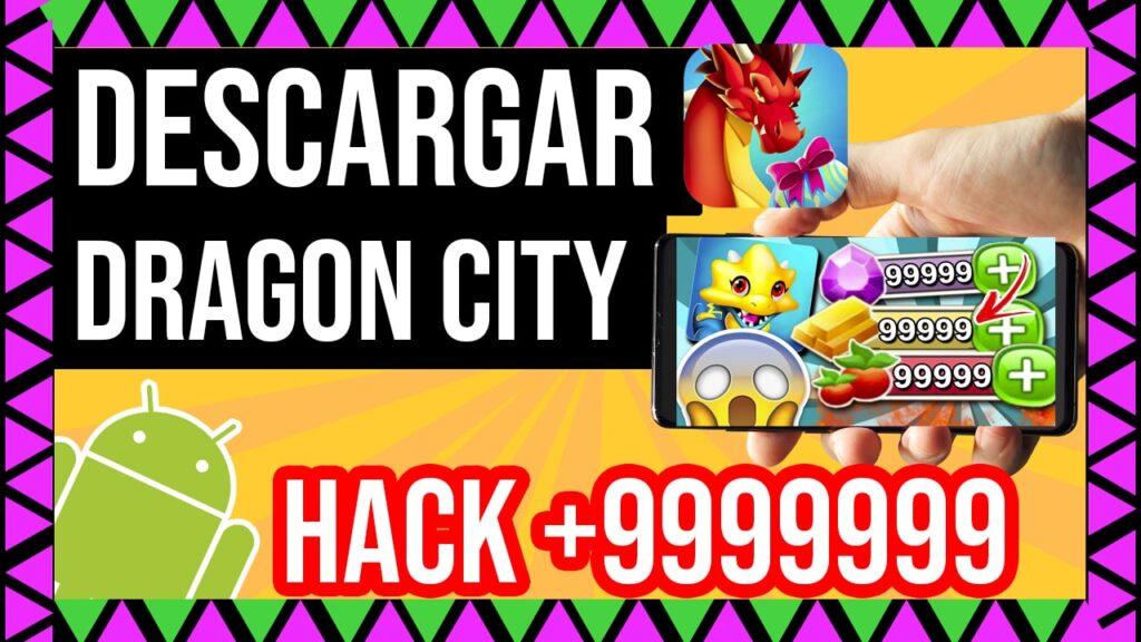 Descargar Dragon City Hackeado Para Android Apk Mod Oro Comida Y Diamantes Gratis Tio Apk